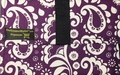 The Coupon Wallet®<br>Basic Organizer<br>Purple Paisley