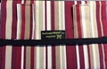 The Coupon Wallet®<br>Deluxe Organizer<br>Cranberry Stripes
