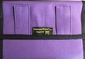 The Coupon Wallet®<br>Deluxe Organizer<br>Purple Classic