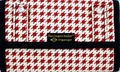 """The Coupon Wallet®<br>Deluxe Organizer<br>Red Houndstooth<br><font color=""""red""""><b>LAST ONE AVAILABLE</font color></b>"""