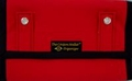 """The Coupon Wallet®<br>Deluxe Organizer<br>Simply Red<br><font color=""""red""""><b>ONLY 2 LEFT No Black Trim on Sides</font color></b>"""