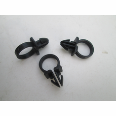 "1/2"" Wire Tube Hose Loom Routing Clips (25)"