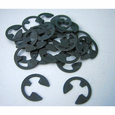 "1/4"" E-Clips Retaining Rings (100) Toys Industrial Autmotive appliances"