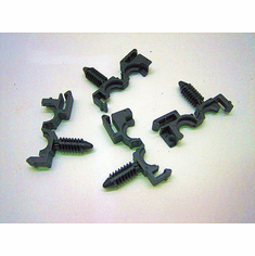 "1/4"" Wire Loom Routing Clips (15) Electrical Wiring cover"