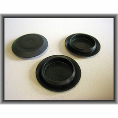 "1"" Flush Type Sheet metal Hole Plugs (25)"