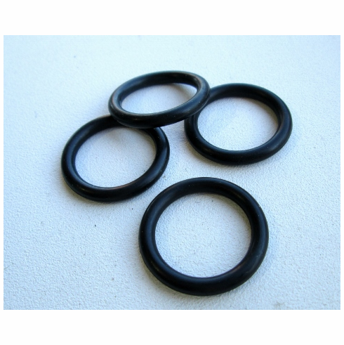 """13/16"""" ID 1-1/16"""" OD BUNA N Rubber O-Rings 1/8"""" Thick (50)"""