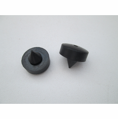 1961-1965 COREVTTE Fuel Door Bumper Rubber Stops
