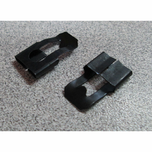 1967 1968 1969 Camaro Firebird Door Lock Rod End Clips