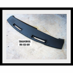 1986-1994 S-10 S-15 Blazer Dash Cover WO Side Defrost