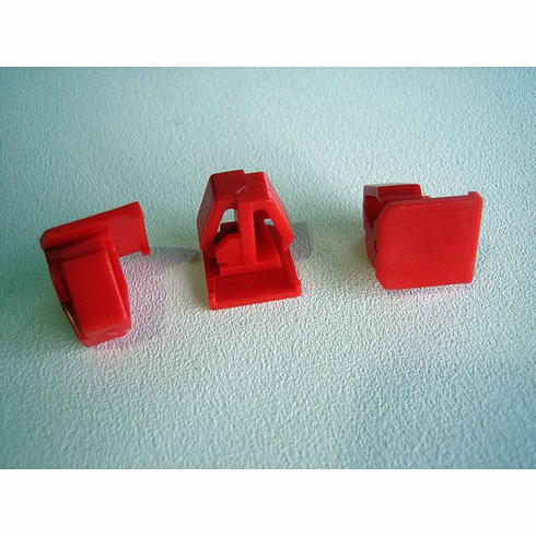 1996 On Honda Civic Body Side Moulding Clips 20785 (10)