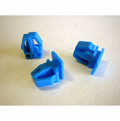 1996-On Honda Civic & CR-V Body Side Moulding Clips Free Shipping