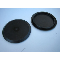 "2-1/2"" Sheet Metal Plastic Hole Plugs (10-Plugs)"