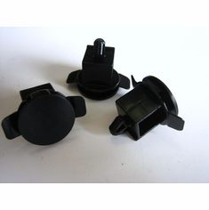 2002 2003 2004 2005 2006 2007 Jeep Liberty Rocker Moulding Clips