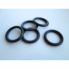 "3/4"" ID 1"" OD BUNA N Rubber O-Rings 1/8"" Thick (50)"