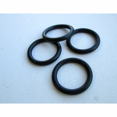"3/4"" ID 15/16"" OD BUNA N Rubber O-Rings 3/32"" Thick (50)"