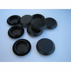 "3/4"" Sheet Metal Plastic Hole Plugs (25)"