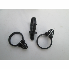 "3/4"" Wire Tube Hose Routing Clips (25)"