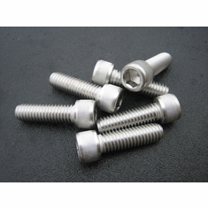 "3/8""-16 X 1-1/4"" Socket Head Cap Screws (12) Stainless"
