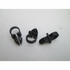 """3/8"""" Wire Tube Hose Loom Routing Clips"""