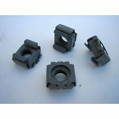 """5/16""""-18 Cage Nuts (20) Panel Range .023-.063 Free Shipping"""
