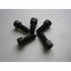 "5/16""-18 X 1"" Socket Head Cap Screws (12) Black"