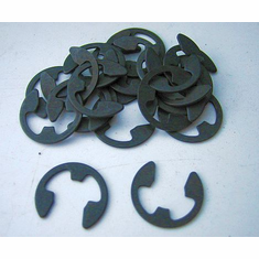 "5/16"" E-Type Retaining Rings E-Clips"
