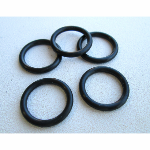 """5/8"""" ID 13/16"""" OD BUNA N Rubber O-Rings 3/32"""" Thick (50)"""