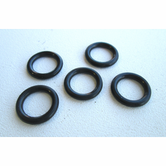 "7/16"" ID 5/8"" OD BUNA N Rubber O-Rings 3/32"" Thick (50)"