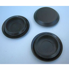 "7/8"" Sheet Metal Plastic Hole Plugs (25-Plugs)"