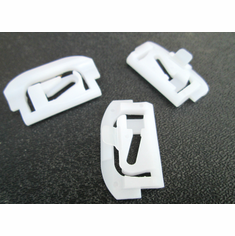 AMC 1975-On GM Chevy Window Reveal Moulding Clips 9731301