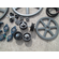 Basic Sawmill Parts Building Kit Bearings Pulleys Belts sprockets Chain Casters
