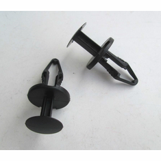 Bumper Fascia Fender Push Type Retainers Clips Fasteners