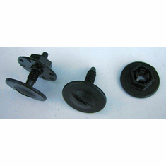 Cadillac SRS 2010-On Grill Retainers W/Nuts