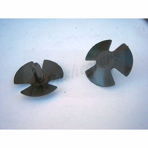 Chrysler Hood Insulation Retainers (12) 1997-On Insulation Clips
