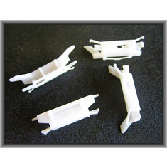 Civic Accord  Windshield Moulding Clips (10)