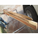"Fireplace mantel Texas Red Aromatic Cedar 63-3/8"" Long 2-7/8"" Thick 11-5/8"""