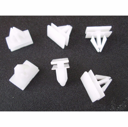 For Ford Escape Lincoln MKC Wheel Opening Rocker Moulding Clips