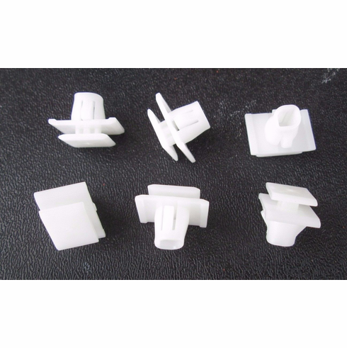 For Honda CR-V 2002-On Weatherstrip Moulding Clips Retainers 75315-S9A-004