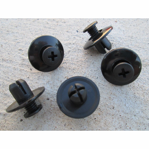 For HONDA Mazda Nissan Push type retainers Clips Fasteners