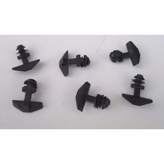 For Nissan ROGUE Weatherstrip Retainer Clips Fasteners