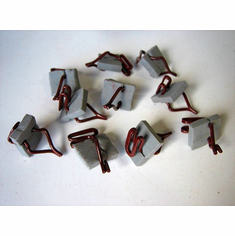 Ford 1975-On Door Panel Clips W/Anti-Rattle Wedges (20) Wire retainers