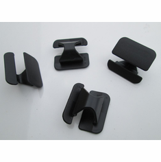 Ford FOCUS Lincoln MKZ Hood Insulation Clips Retainers