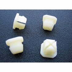 GM 1967-On Nylon Nuts Headlight Nuts #8 Screw Size