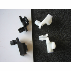 GM 1973-On Door Lock Rod Clips (4) Lf & Rt Side
