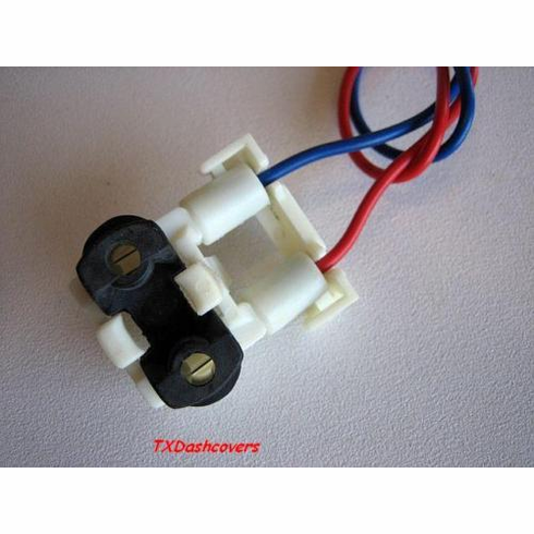 GM  1978-On TBI Fuel Injector Connector/Harness Plug