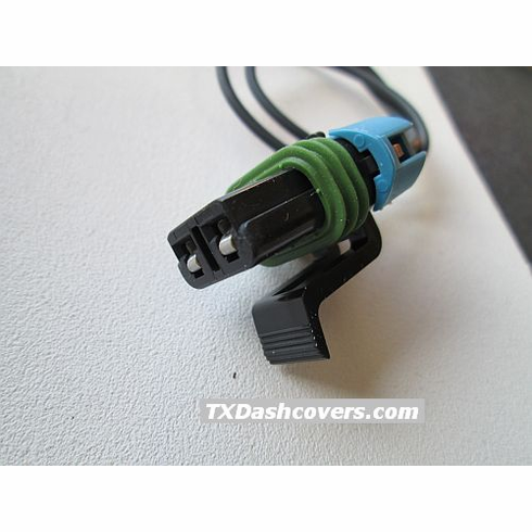 GM 1987-On Direct Ignition Vehicle Speed Sensor Harness Connector