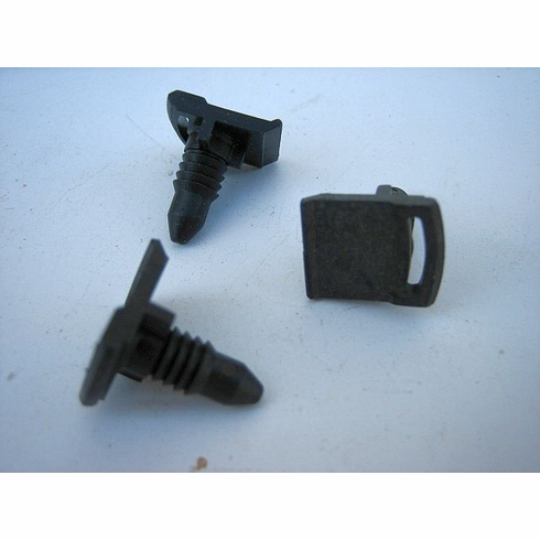 GM 1987-On Moulding Retainers (25)10082288