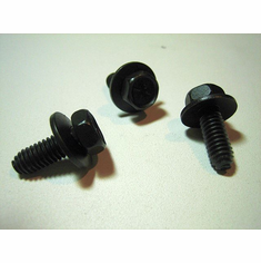 """GM 5/16""""-18 X 7/8"""" Indented Hex Head Sems Body Bolts (20)"""