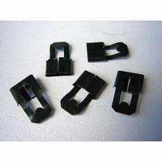 GM Chevrolet 1964-On Door Lock Rod Clips (12)