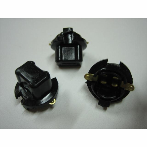 GM Chrysler Dash Panel Cluster Light Bulb Sockets (4)